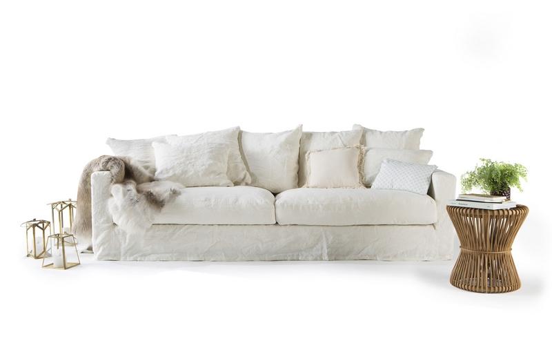 canap ecru 3 places magasin de meubles vannes - Magasin Canape Vannes