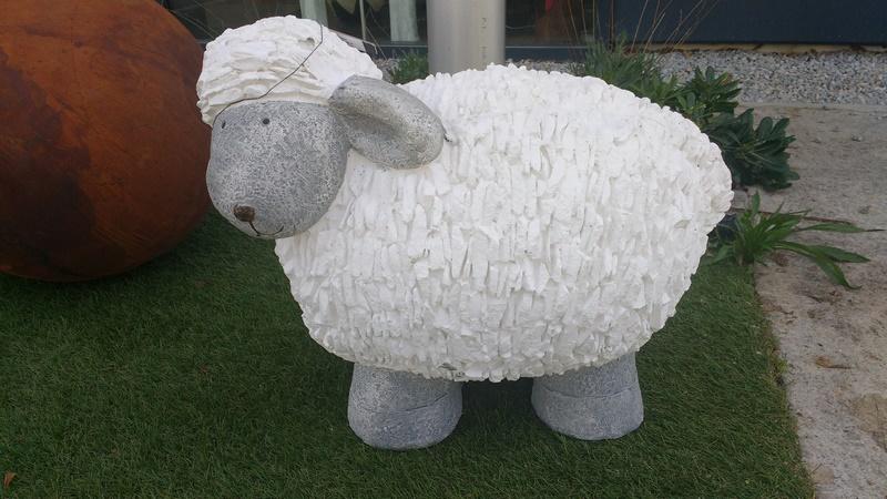 Mouton Deco Pour Lu0027extérieur