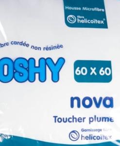 Oreiller touché plume Nova Moshy