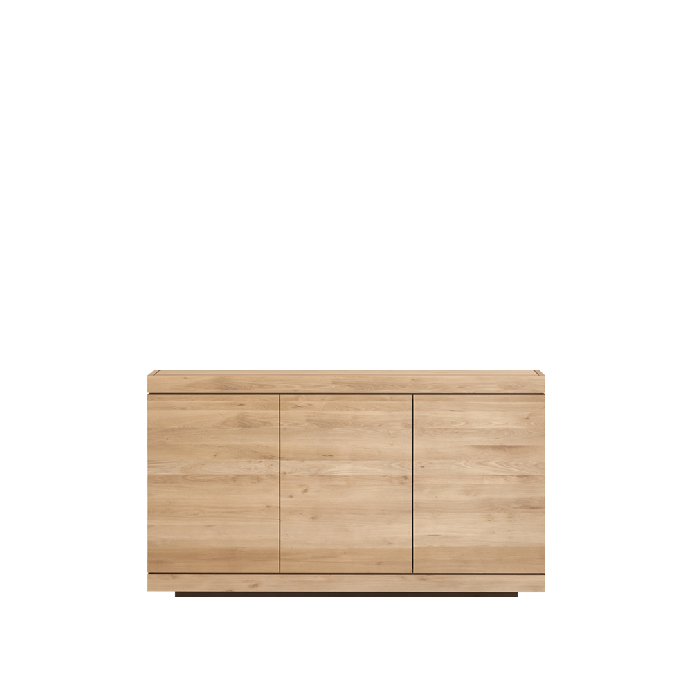 buffet en ch ne burger ethnicraft la galerie alr enne. Black Bedroom Furniture Sets. Home Design Ideas