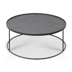 table basse pour plateau rond XL ethnicraft